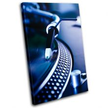Decks Turntables DJ Club - 13-1199(00B)-SG32-PO